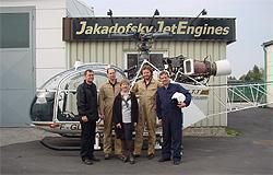 JakadofskyJetEngines Team