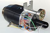 Electronic Control Unit mit Kerosinstart