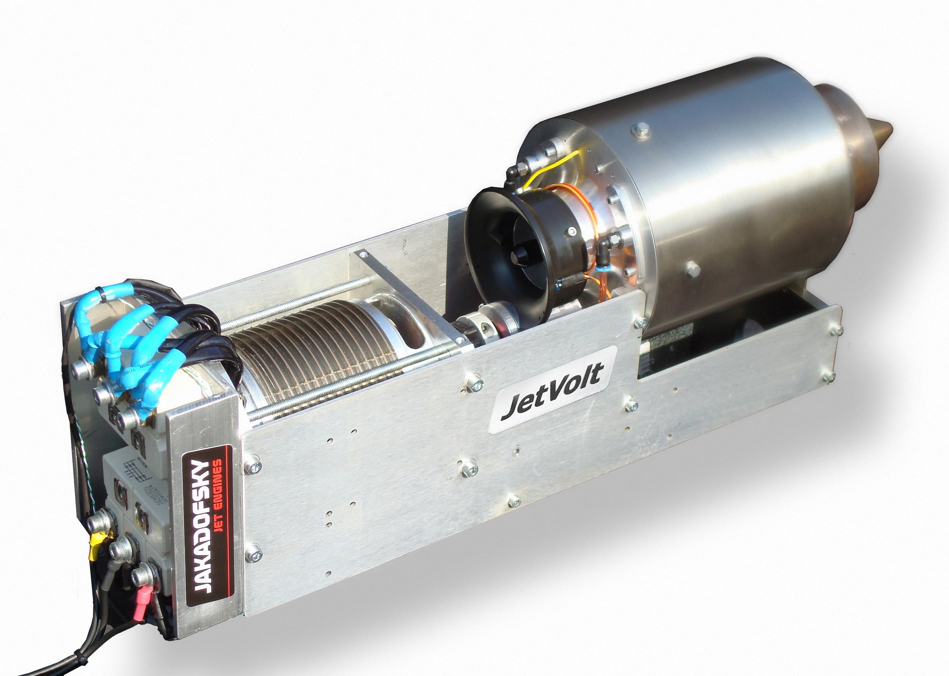 Jakadofsky Jet Engines Modellbau Triebwerke Gasturbinen