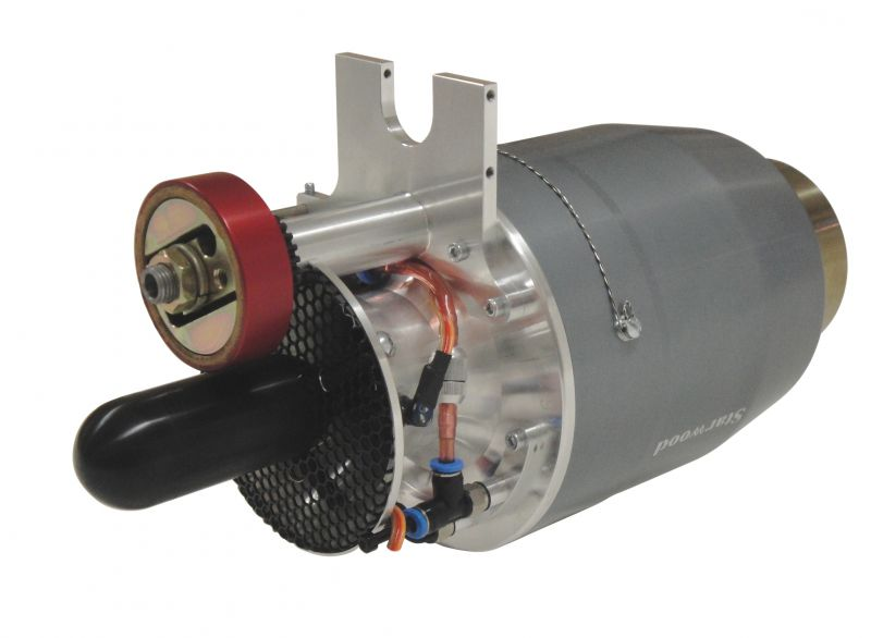 Jakadofsky Jet Engines Modellbau Triebwerke, Gasturbinen